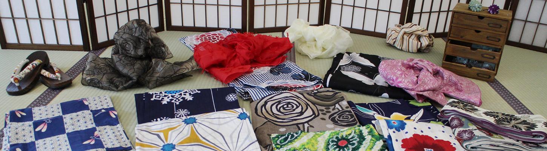 着物 – kimono –
